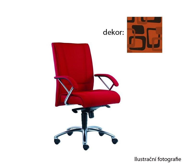 Kancelárske kreslo Demos Prof - Kancelárska stolička s opierkami (norba 76)