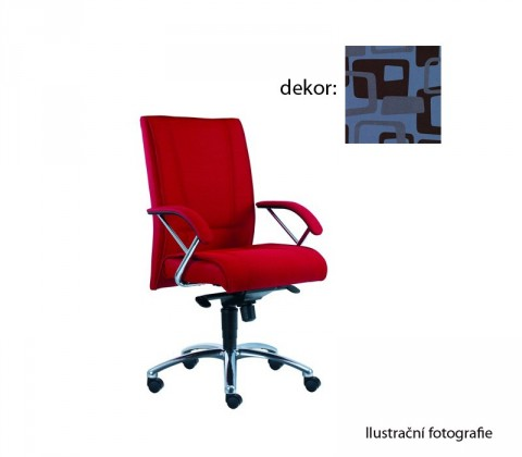 Kancelárske kreslo Demos Prof - Kancelárska stolička s opierkami (norba 97)
