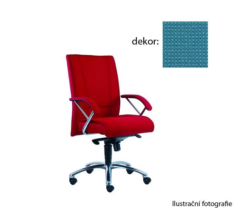 Kancelárske kreslo Demos Prof - Kancelárska stolička s opierkami (pola 406)