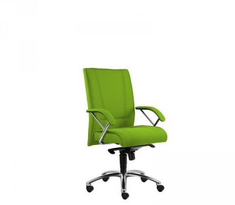 Kancelárske kreslo Demos Prof - Kancelárska stolička s opierkami (suedine 34)