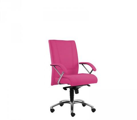 Kancelárske kreslo Demos Prof - Kancelárska stolička s opierkami (suedine 41)