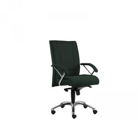 Kancelárske kreslo Demos Prof - Kancelárska stolička s opierkami (suedine 59)