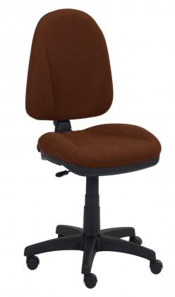 Kancelárske kreslo Dona - bez podrúčok, E-asynchro (poťah - syntetická koža)