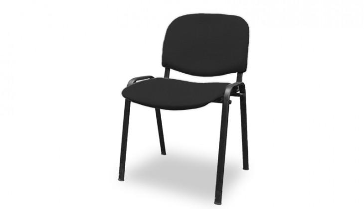 Kancelárske kreslo ISO - čierna