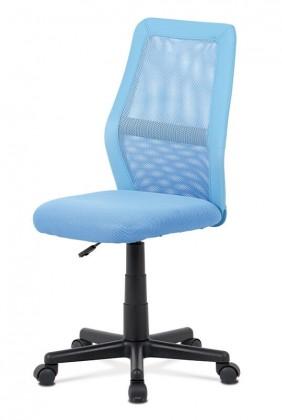 Kancelárske kreslo Kancelárska stolička Andrea modrá