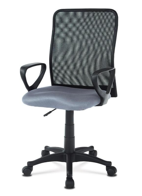 Kancelárske kreslo Kancelárska stolička Beata sivá