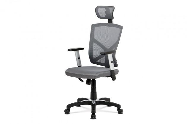 Kancelárske kreslo Kancelárska stolička Dalila sivá