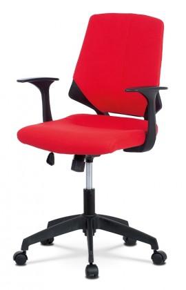 Kancelárske kreslo Kancelárska stolička Sabina červená