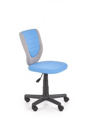 Kancelárske kreslo Kancelárska stolička Sonja, modrá