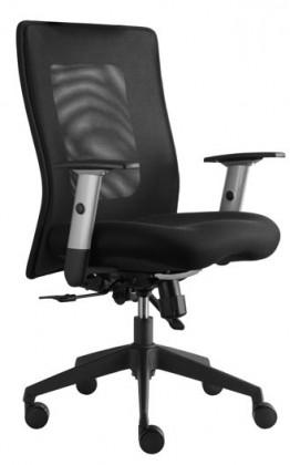 Kancelárske kreslo Lexa - kancelárska stolička
