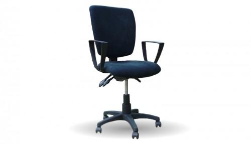 Kancelárske kreslo Matrix šéf (čierna)