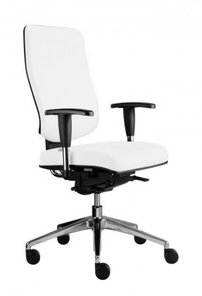 Kancelárske kreslo Notio Boss - s podrúčkami P93, synchro P (poťah - syntetická koža)