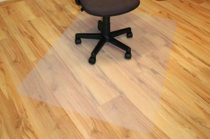 Kancelárske kreslo Podložka pod stoličku 140x100 (mliečna)