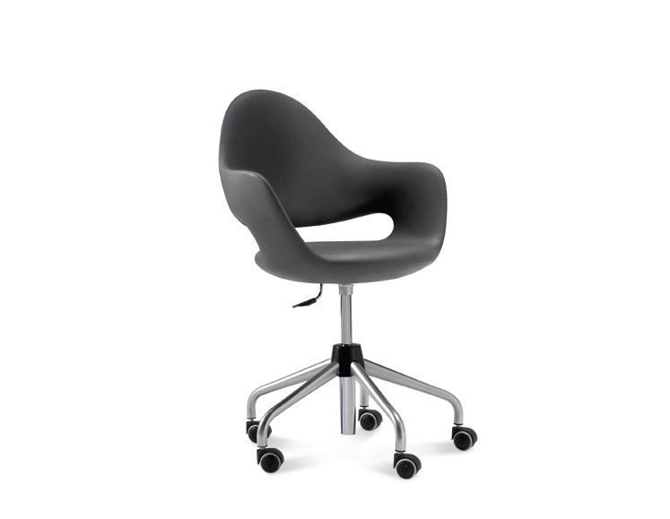Kancelárske kreslo Soft-D(čierna)
