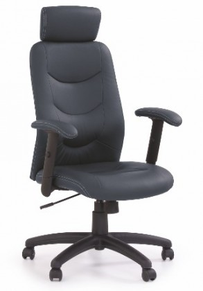 Kancelárske kreslo Stilo-Kancelárske kreslo (čierna)