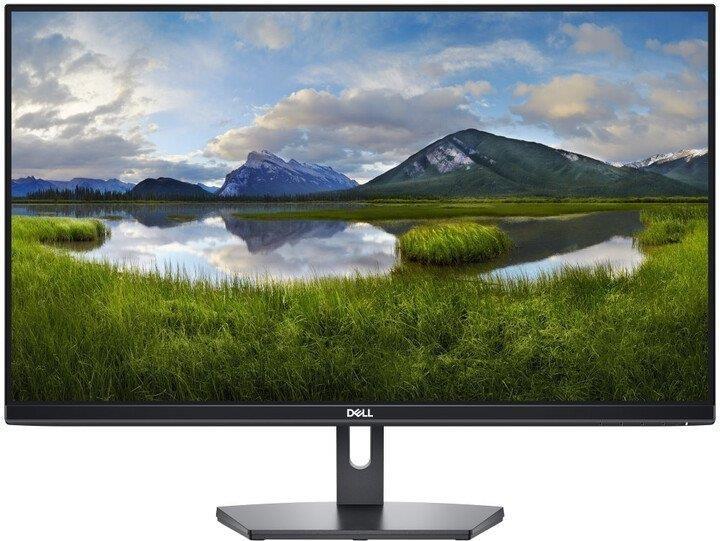 Kancelárske Monitor Dell SE2719HR, 27'', FullHD, 75Hz, HDMI 1.4, čierna