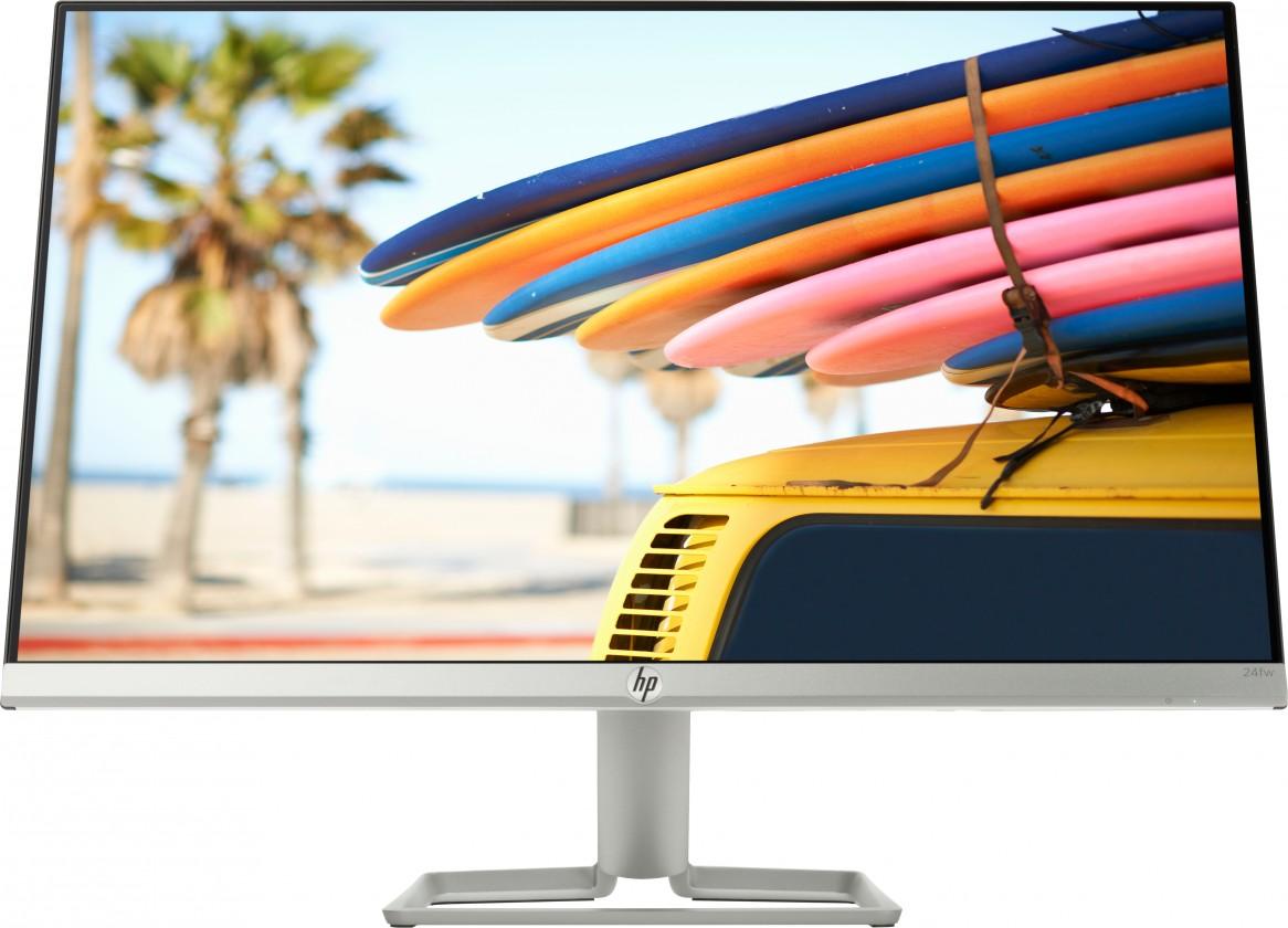"Kancelárske Monitor HP 24"" Full HD, LCD, LED, IPS, 5 ms, 75 Hz"