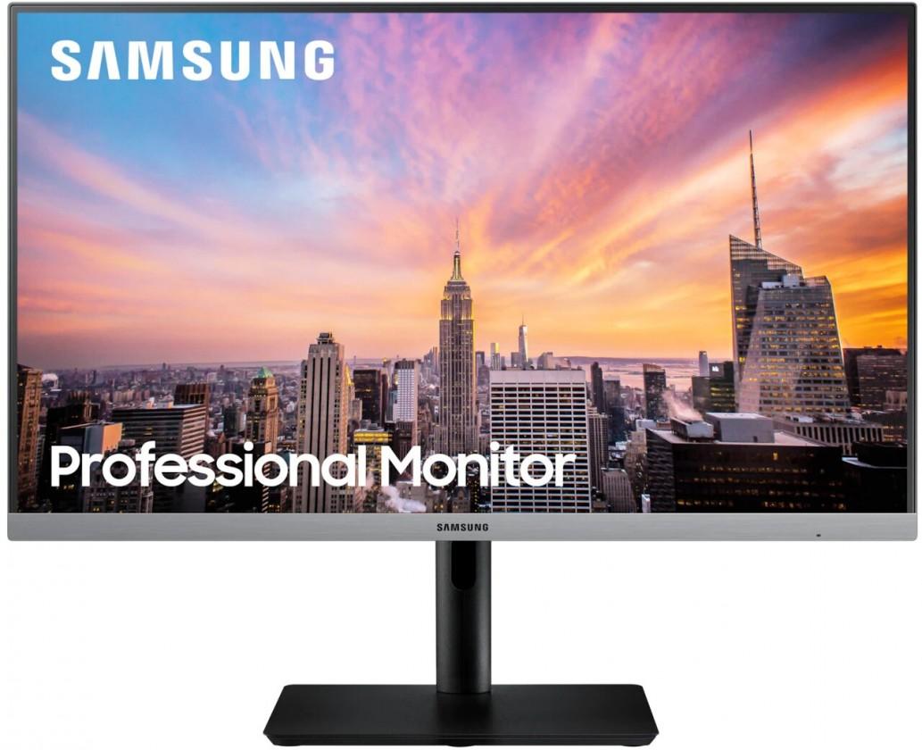 "Kancelárske Monitor Samsung S24R650, 24"", plochý, 1920x1080, HDMI, 5ms"