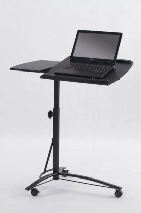 Kancelársky stôl B-14 (čierna)