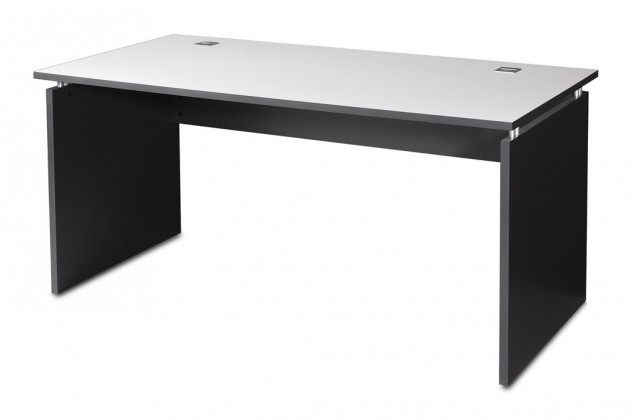 Kancelársky stôl GW-Linea - stôl (antracit / biela)