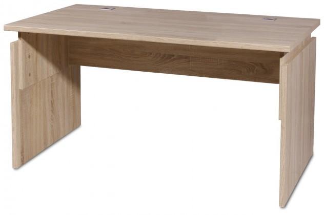 Kancelársky stôl GW-Master - Stôl 160x68x80 (dub sonoma)