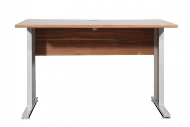 Kancelársky stôl GW-Power-Kancelárský stol,š. 120cm (orech)