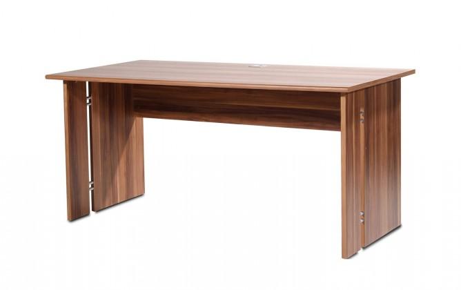 Kancelársky stôl GW-Power-Stol,š. 160cm (orech)