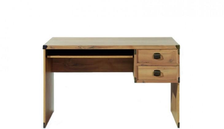 Kancelársky stôl INDIANA JBIU2S (Borovica antická)