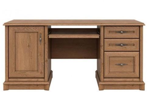 Kancelársky stôl Kent EBIU-158k (dub amsterdam)