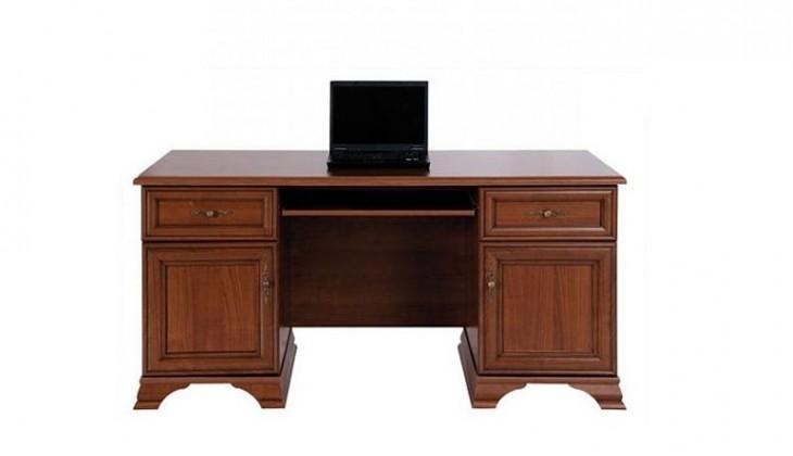 Kancelársky stôl Kentaki BIU2D2S (Čerešňa primavera)
