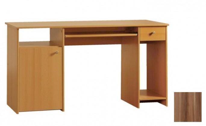 Kancelársky stôl MT14 (W01 - Orech)