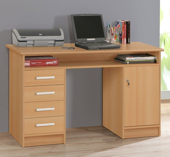 Kancelársky stôl Net106 MT931 (Buk Samerberg)