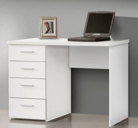 Kancelársky stôl Net106 MT935 (Biela mat)