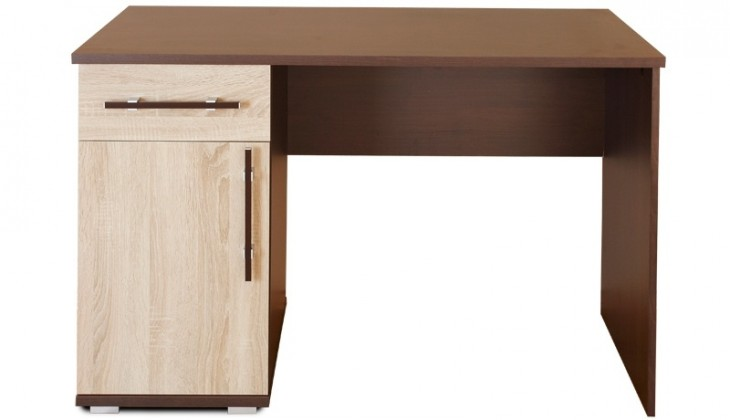 Kancelársky stôl Oliver (Wenge/Dub Sonoma)