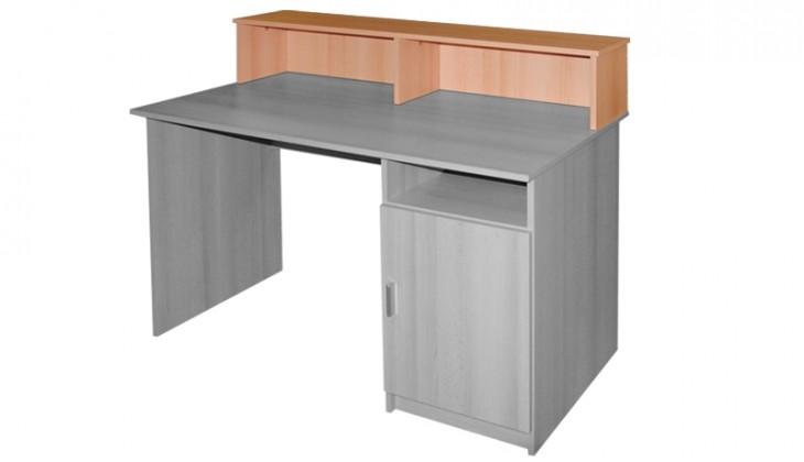 Kancelársky stôl Ondrášek - nadstavba pre písací stôl (buk)