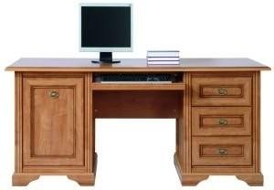 Kancelársky stôl Ontario BIU 170 (Javor ontario)