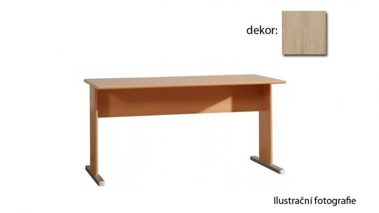 Kancelársky stôl Tempra KT22 (dub sonoma)