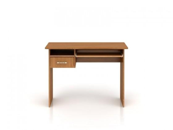 Kancelársky stôl Tip Top TBIU 1S/100 (Jelša medová)