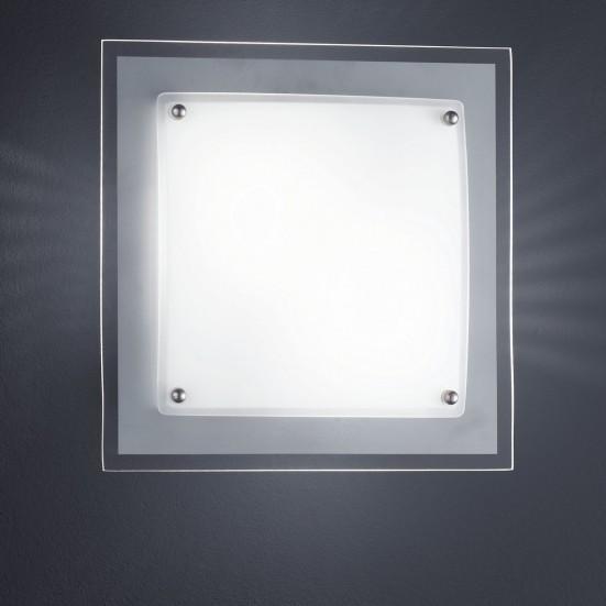 Kanpur - Stropné osvetlenie, E14 (matný nikel)