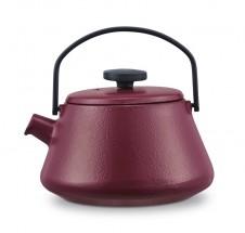 Kanvica na čaj Brabantia 30004688 T-Time, červená, 0,7 l