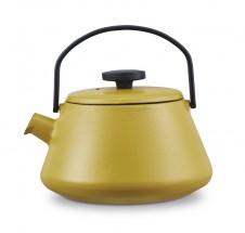 Kanvica na čaj Brabantia 30004689 T-Time, žltá, 0,7 l
