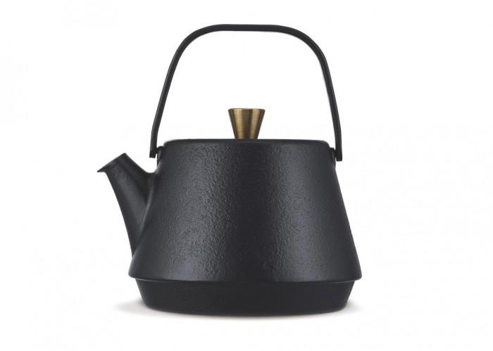 Kanvica na čaj SAGA Beka 16409324, 1,2l, liatina