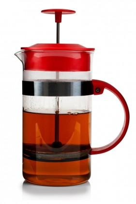 Kanvica na kávu 1l becca, červená