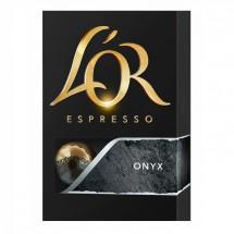 Kapsule L'OR Espresso Onyx, 10ks
