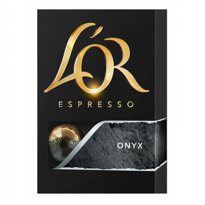 Kapsule, náplne Kapsule L'OR Espresso Onyx 10ks