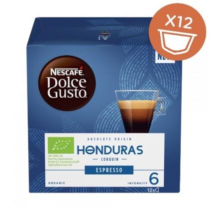 Kapsule, náplne Kapsule Nescafé Dolce Gusto Honduras, 12ks
