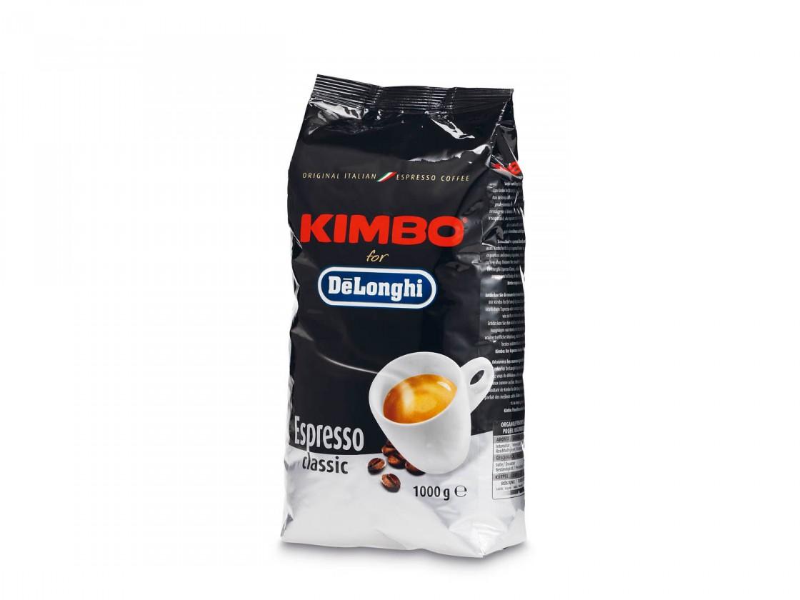 Kapsule, náplne Káva DeLonghi Kimbo Prestige, 1kg