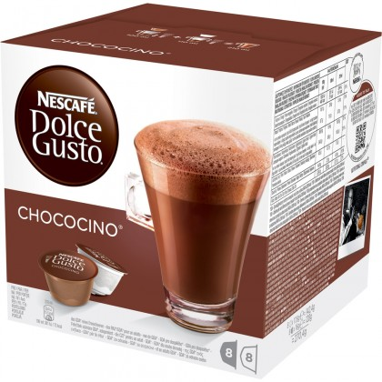 Kapsule, náplne Nescafé Dolce Gusto Chococino 16ks