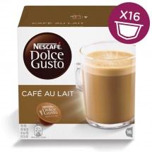 Kapsule Nescafé Dolce Gusto Café Au Lait 16ks