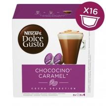 Kapsule Nescafé Dolce Gusto Choco Caramel, 16ks